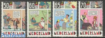 Child welfare, Joost Swarte comics 4v
