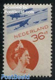 Airmail 1v, Perf. 14.25:13.25