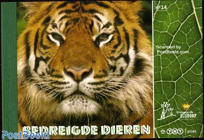 Zoo animals prestige booklet