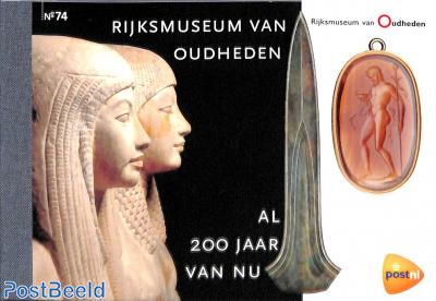 Rijksmuseum van Oudheden, prestige booklet 74