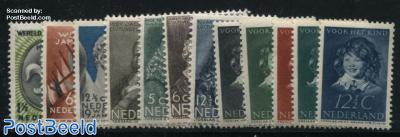 Yearset 1937, 12v