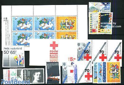 Yearset 1983 (18v+1s/s+1bklt)