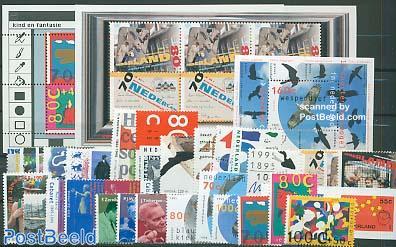 Yearset 1995 (31v+3s/s)