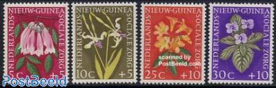 Social welfare, flowers 4v