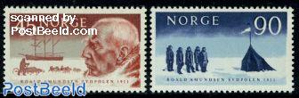 Amundsen, South pole 2v