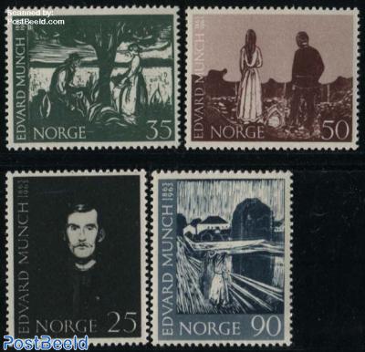 Edvard Munch 4v