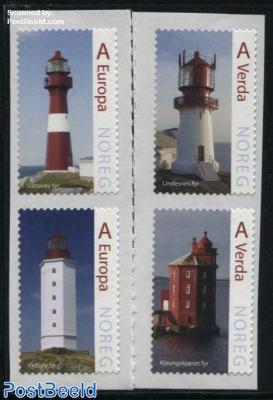 Lighthouses 4v s-a