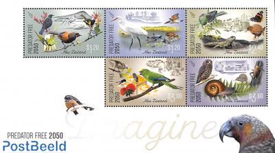 Birds 5v m/s