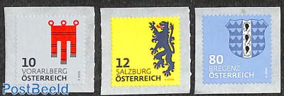 Definitives 3v (coil stamps)