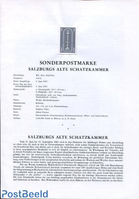 SALZBURG TREAS.1V BLACKPR