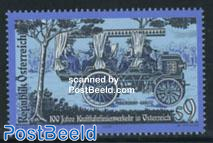 Motorized public transport 1v (Daimler)