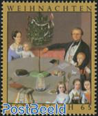 Christmas, Polinger painting 1v