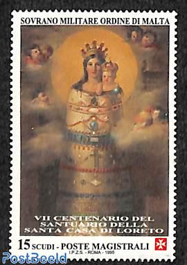 Santa Casa di Loreto 1v