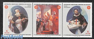Trinity order 8 centuries 3v [::]