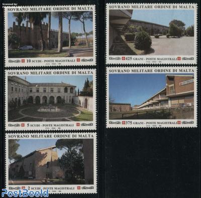 Giovanni Battista institute 5v