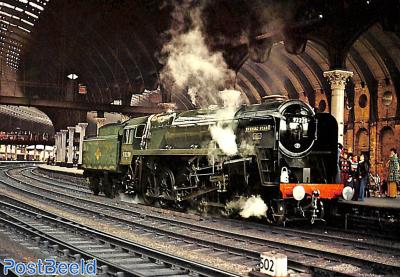 Locomotive 92220