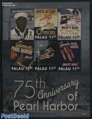 Pearl Harbor 6v m/s
