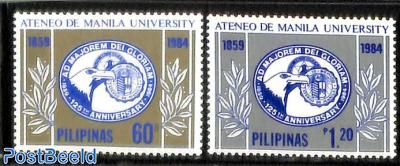 Manila university 2v