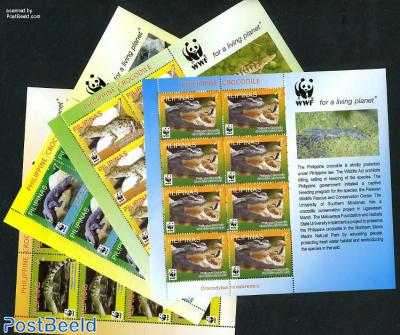 WWF, Crocodiles 4 m/s