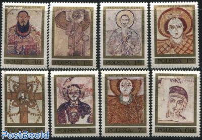 Frescoes 8v
