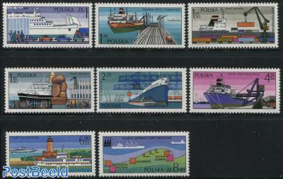 Harbours 8v