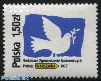 Peace council congress 1v
