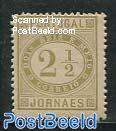 2.5R Newspaper stamp 1v