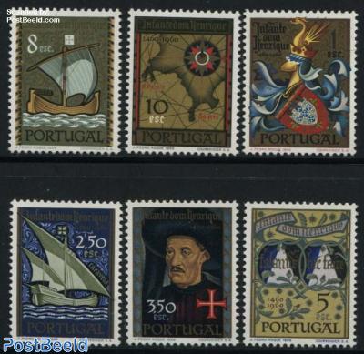 Henri the sailor 6v