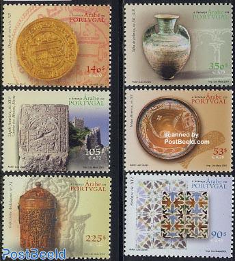 Arab culture 6v