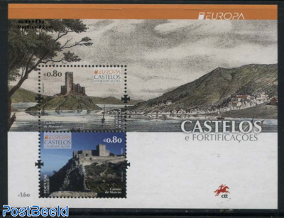 Europa, Castles s/s