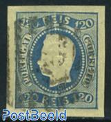 120R. Blue, used