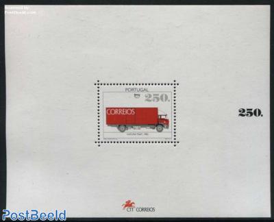 Postal traffic s/s