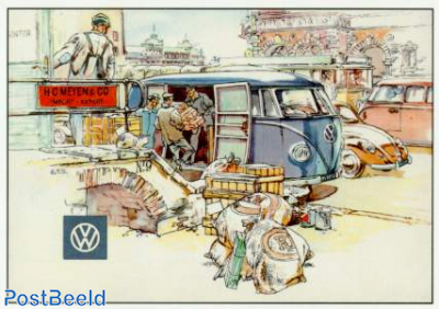 Volkswagen Transporter, HC Meyen import-export