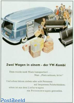 Volkswagen Transporter, 2 in 1