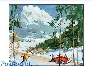 VW Beetle, Wintersport