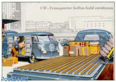 Volkswagen Transporter helfen geld verdienen