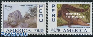 UPAEP (1995) 2v, nature conservation