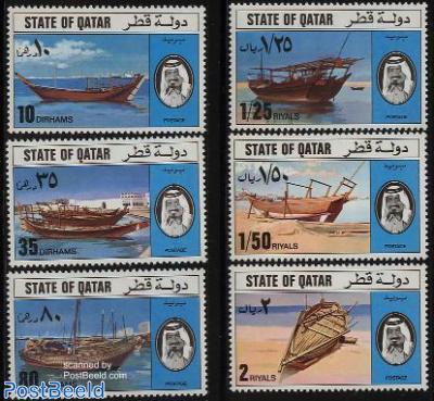 Boats 6v