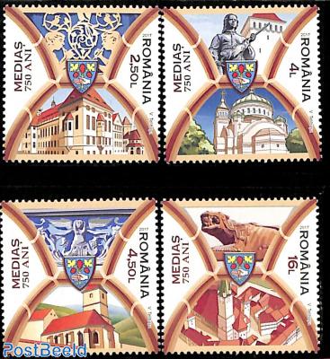 750 Years Medias 4v