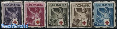 Red Cross 5v