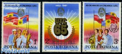 65 years UTC 3v