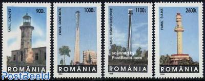 Lighthouses 4v