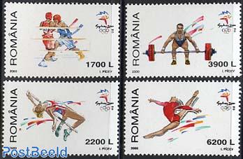 Olympic Games Sydney 4v