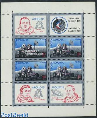 Apollo 15 s/s