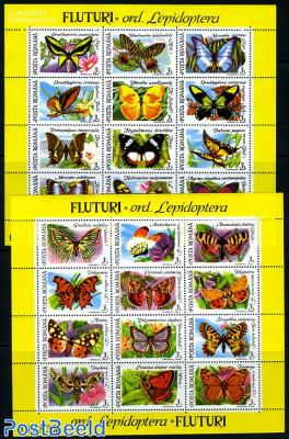 Butterflies 2x12v m/s