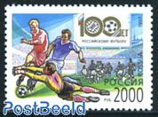 100 years Football 1v