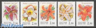 Flowers 5v