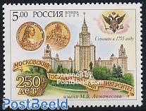 Lomonosov university 1v