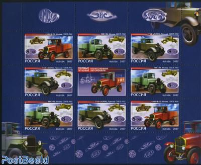Automobiles 8v m/s