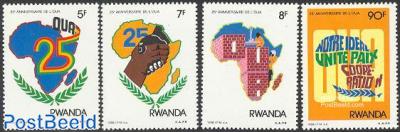 African unity 4v